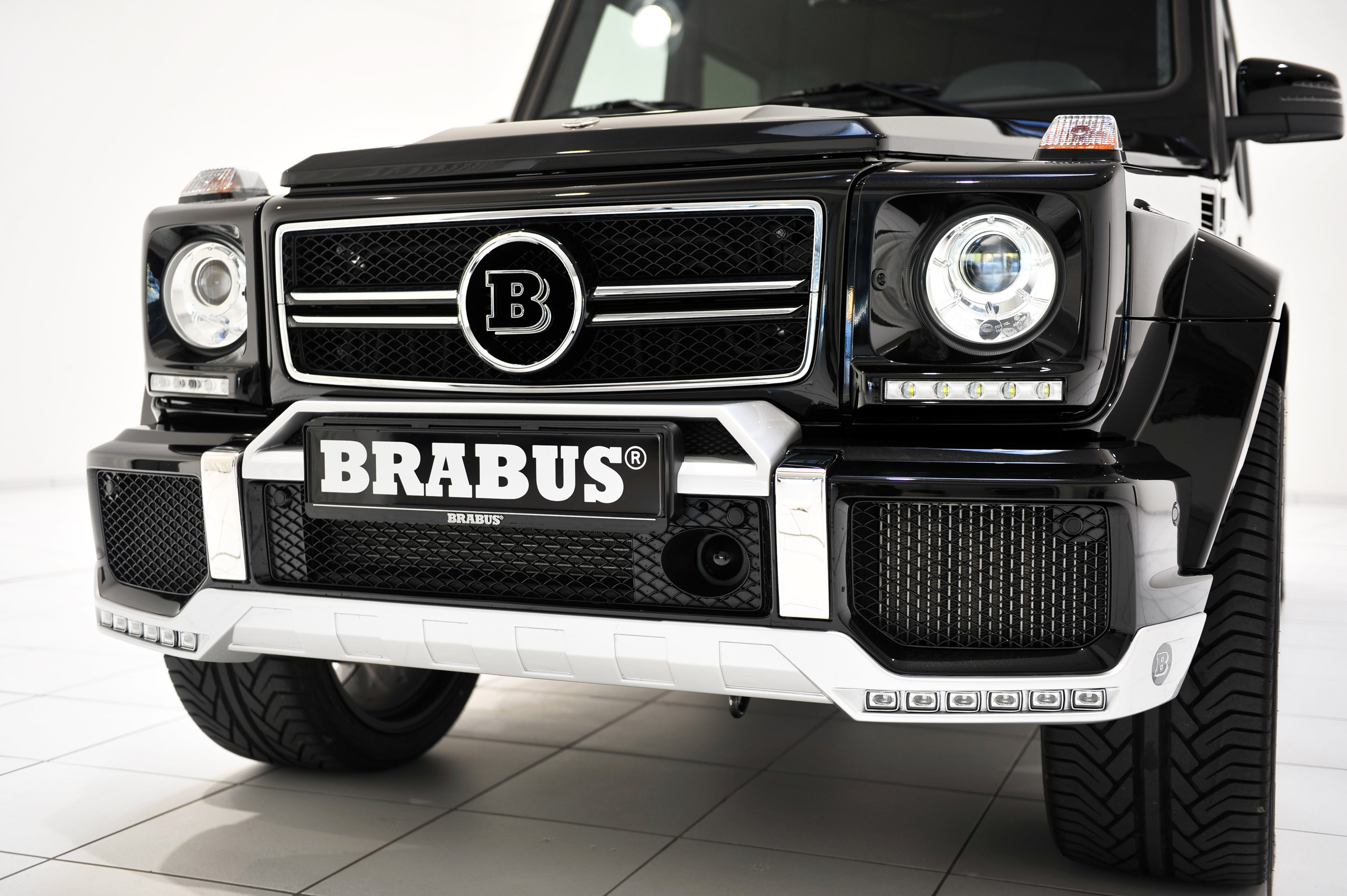 Brabus 2012 mercedes g 63 amg for Mercedes benz usa llc brunswick ga
