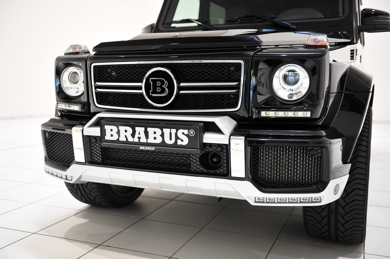 Brabus 2012 Mercedes G 63 Amg