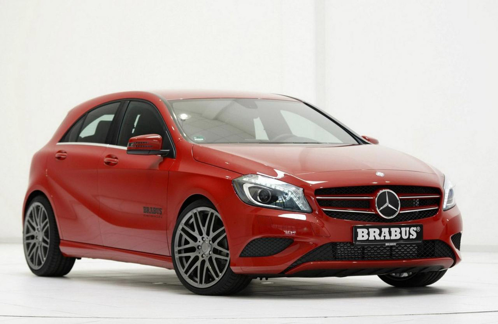 brabus 2013 mercedes benz a class. Black Bedroom Furniture Sets. Home Design Ideas