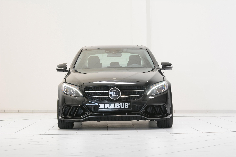 Brabus 2014 mercedes benz c class w205 for Mercedes benz w205