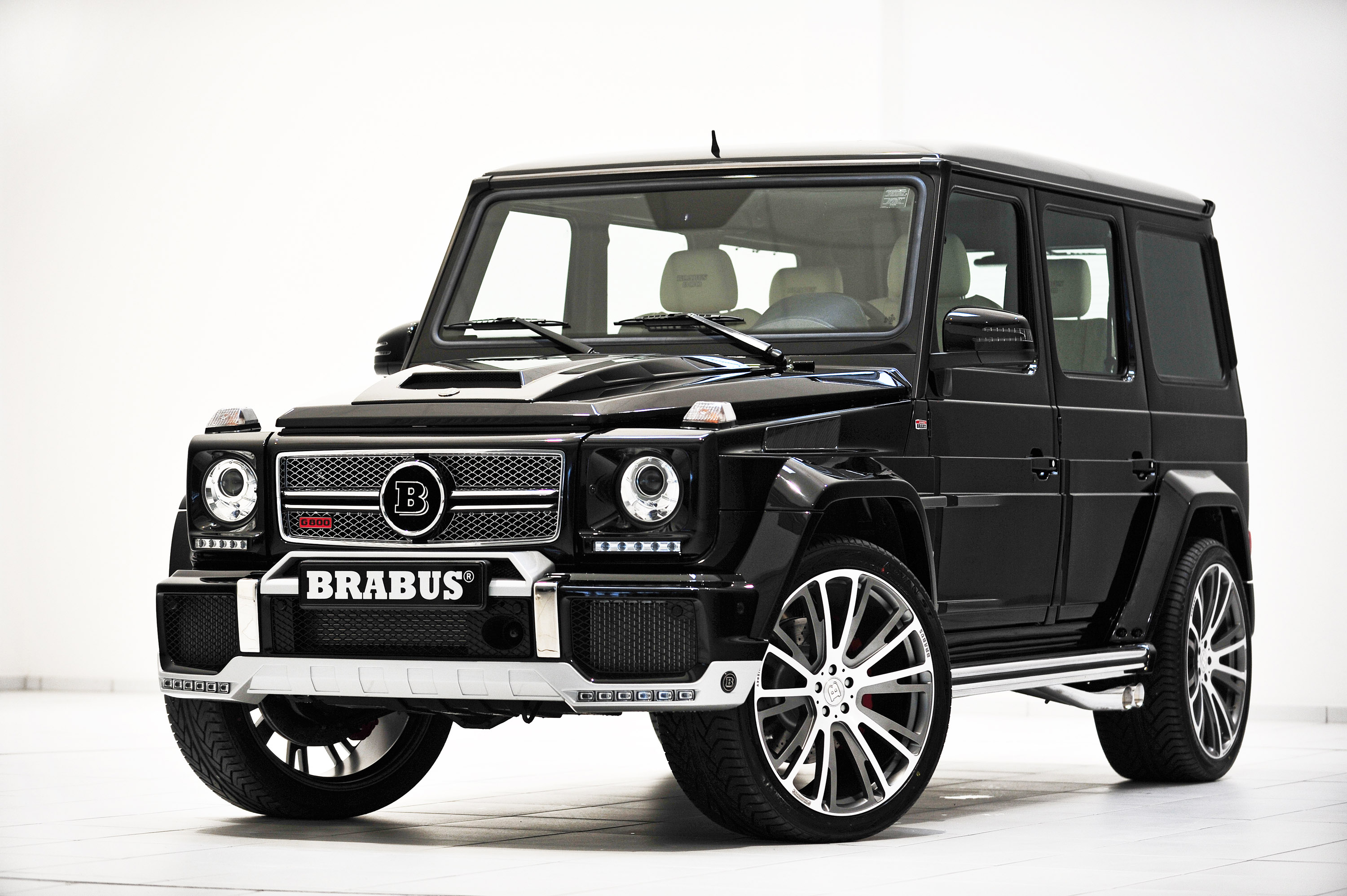 Brabus 800 Widestar Mercedes Benz G 65 Amg Picture 80402