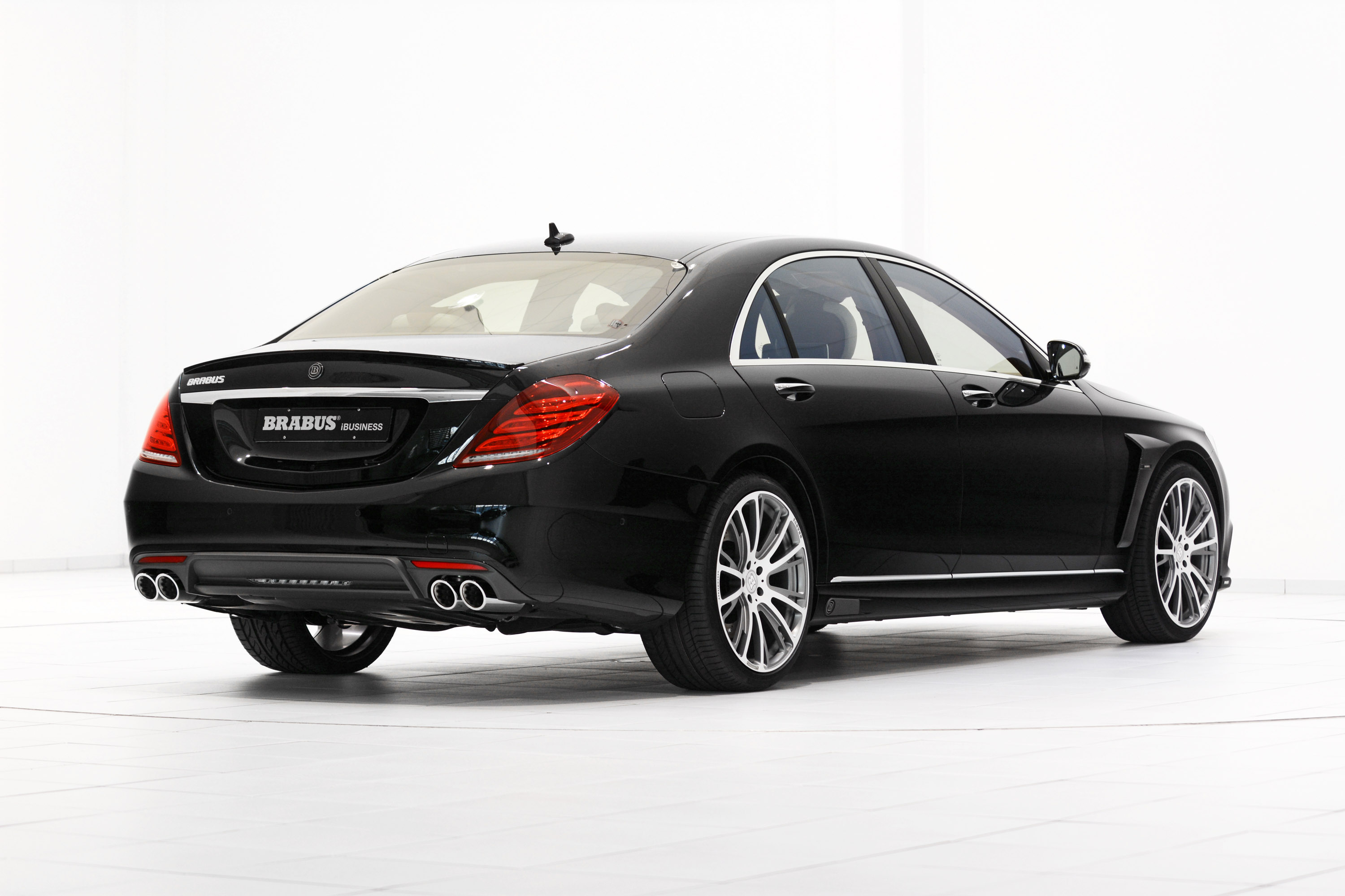 Brabus 850 6 0 bi turbo ibusiness based on mercedes benz for Mercedes benz s63 amg biturbo