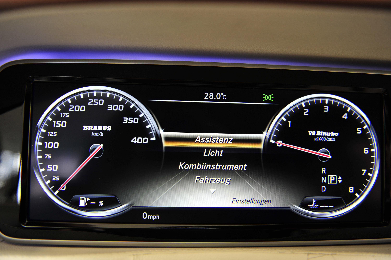 Brabus 850 6 0 Biturbo Ibusiness Mercedes Benz S63 Amg Picture 88923