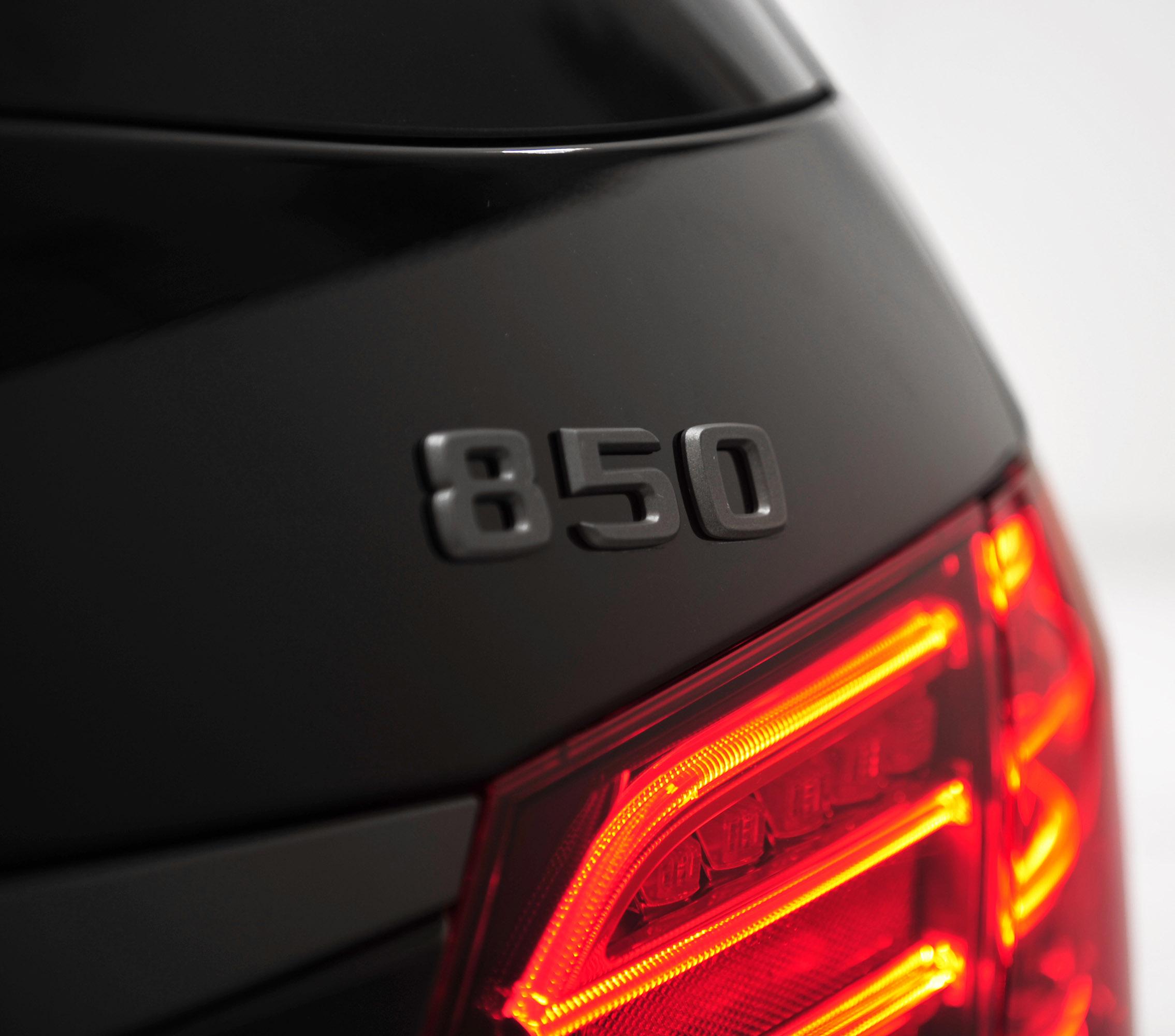 Brabus 850 6 0 Biturbo Mercedes Benz E63 Amg Picture 91897