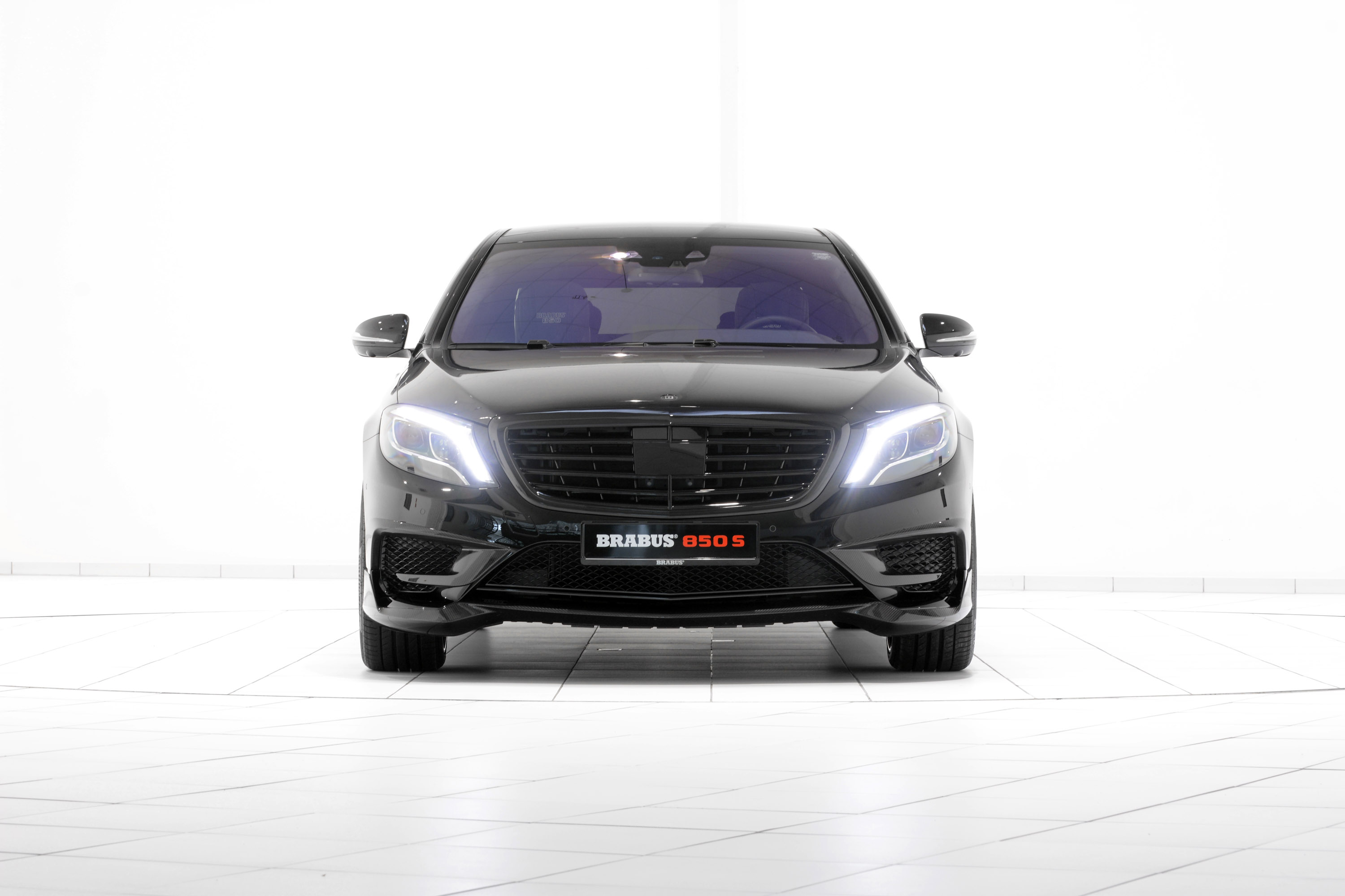 Brabus 850 S based on 2014 Mercedes-Benz S 63 AMG