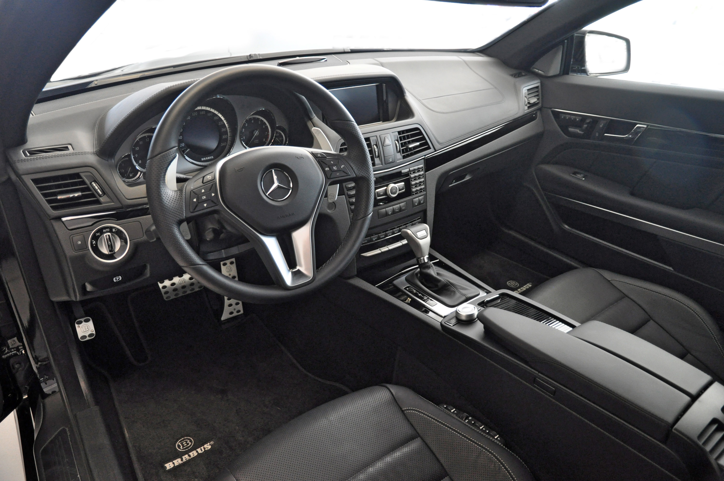 BRABUS B50 Mercedes EClass Coupe  Picture 80070