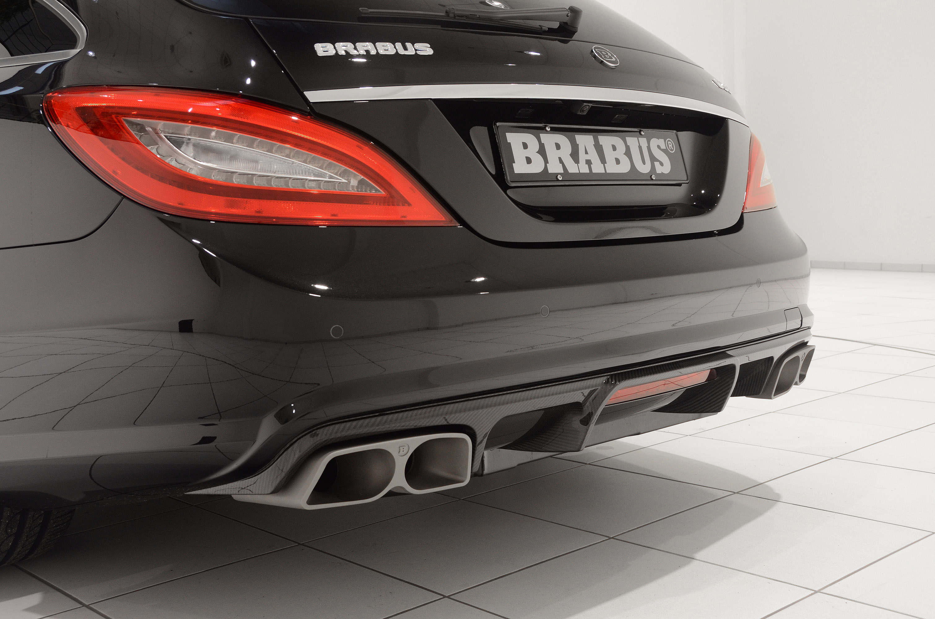 Cost Of Brake Pads >> BRABUS B63S 730 Based on Mercedes-Benz CLS 63 AMG