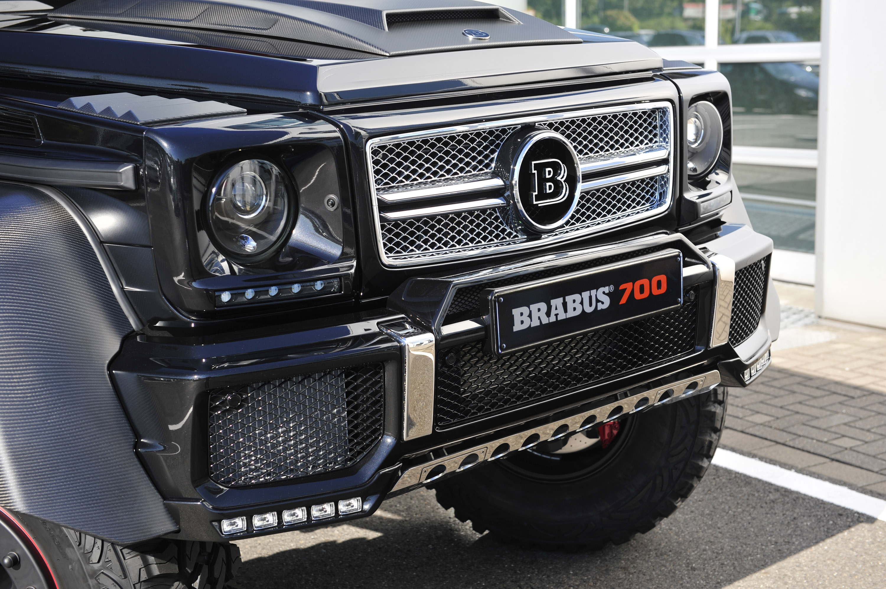 Brabus b63s mercedes benz g class 6x6 picture 89932 for Mercedes benz g wagon 6x6 for sale