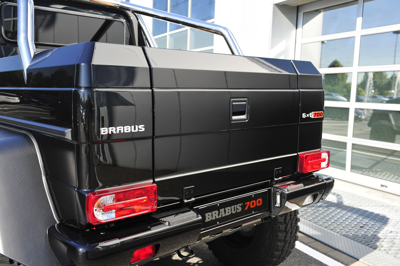 brabus b63s mercedes benz g class 6x6 picture 89939. Black Bedroom Furniture Sets. Home Design Ideas