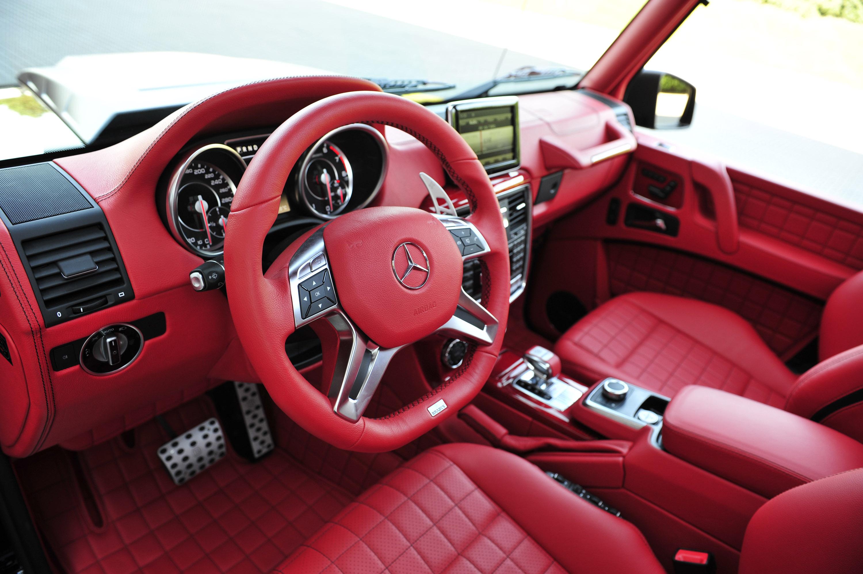Brabus B63s Mercedes Benz G Class 6x6