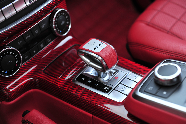 Brabus B63s Mercedes Benz G Class 6x6 Picture 89947