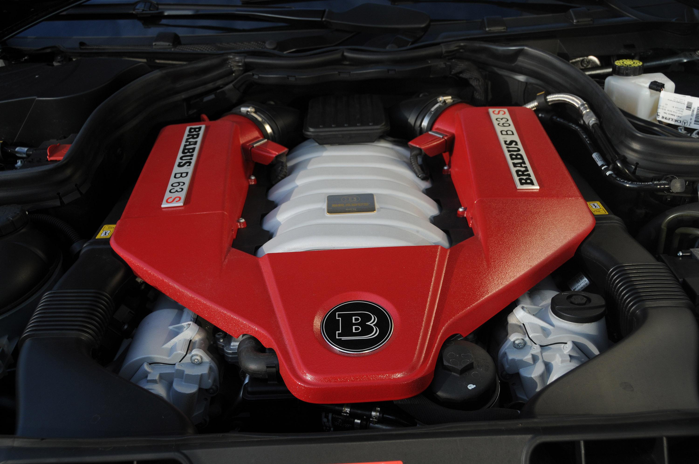 Brabus Mercedes Benz C63 Amg Picture 8340