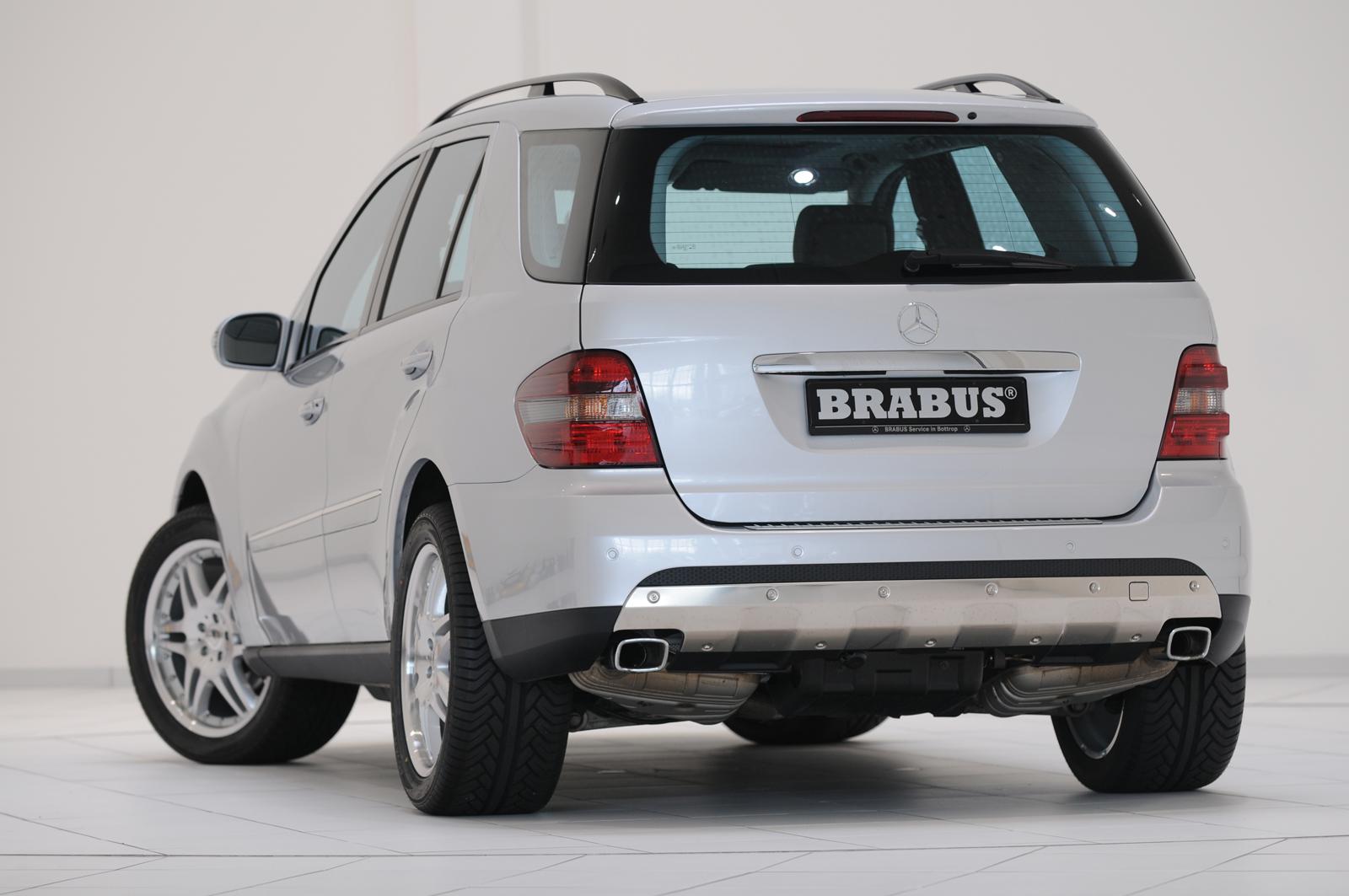 BRABUS ECO PowerXtra Tuning Mercedes-Benz
