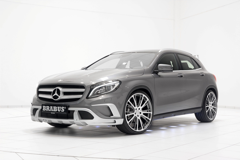 Brabus mercedes benz gla class for Mercedes benz brabus price