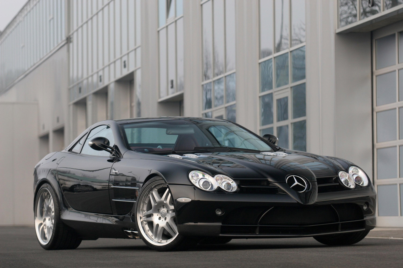Brabus Mercedes Benz Slr Mclaren Picture 16381