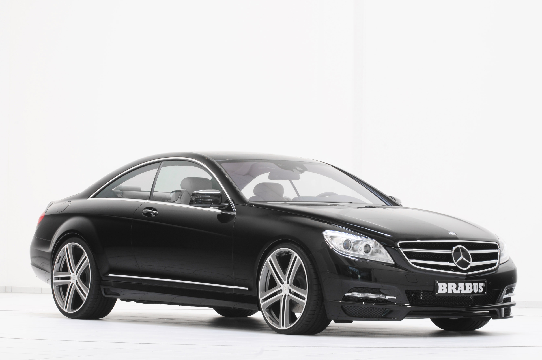 Mercedes Roadside Assistance >> BRABUS Mercedes CL 500