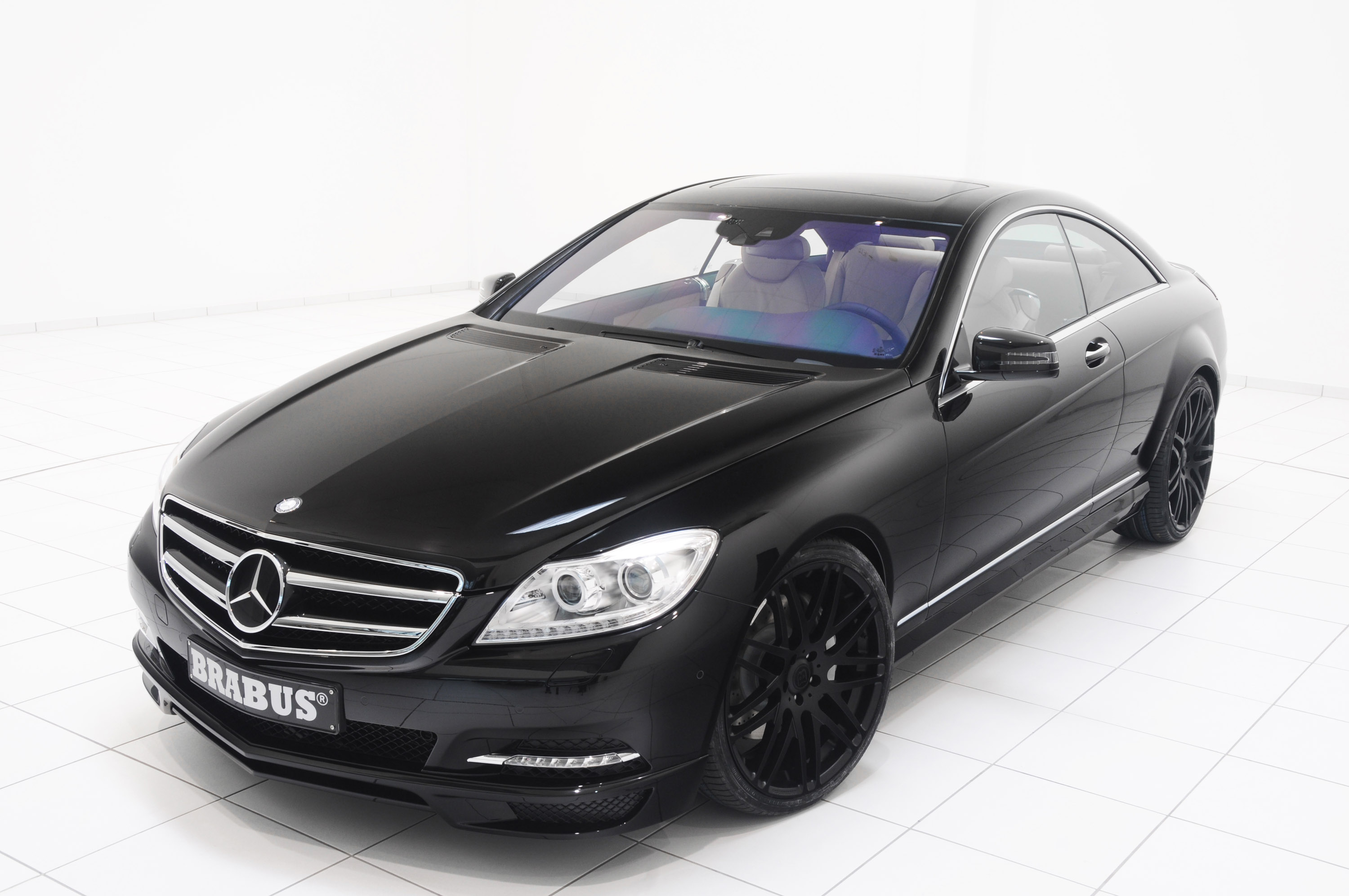 Brabus Mercedes Cl 500 Picture 61636
