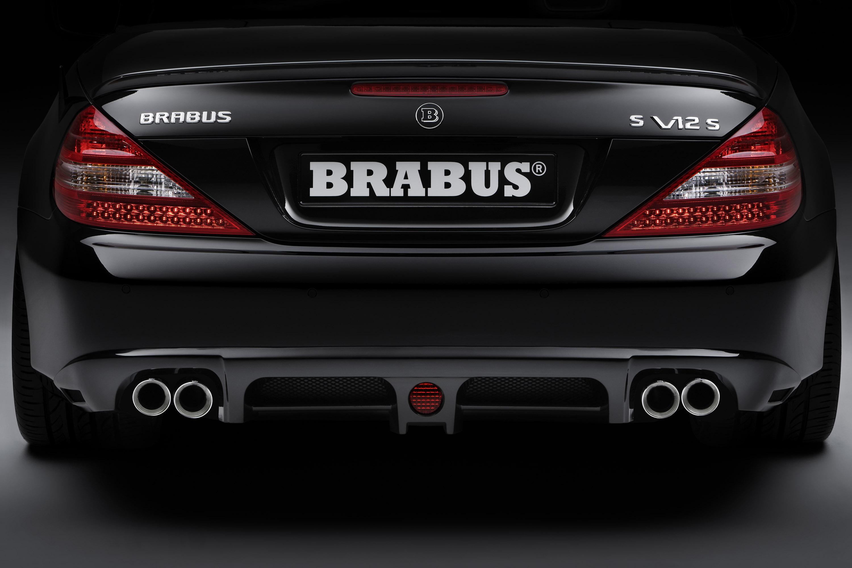 Brabus Mercedes Sl Class Picture 16416