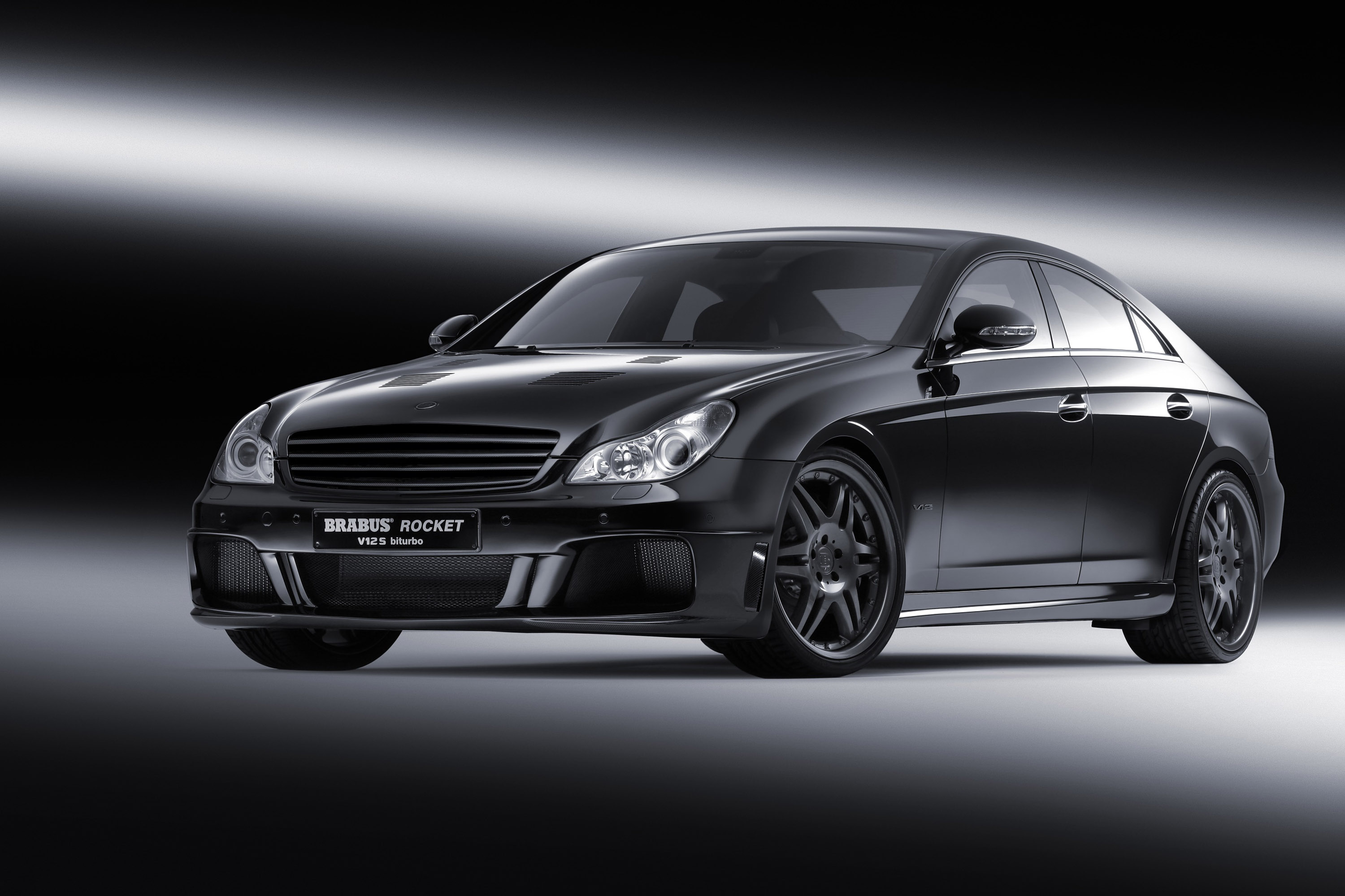 Brabus Rocket Mercedes Benz Cls Picture 57998