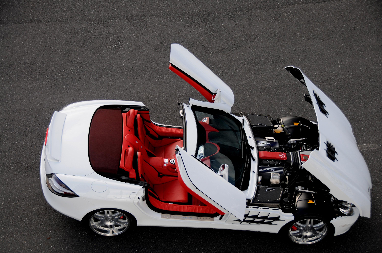 BRABUS Mercedes-Benz SLR McLaren Roadster - Picture 16457