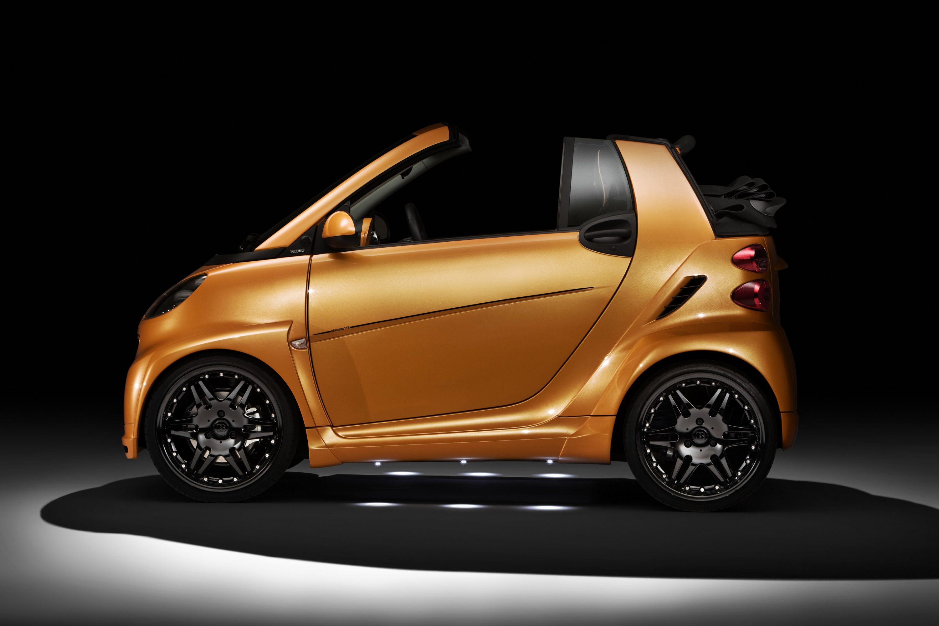 Town And Country Toyota >> BRABUS Smart Fortwo Ultimate 112 - Picture 56976