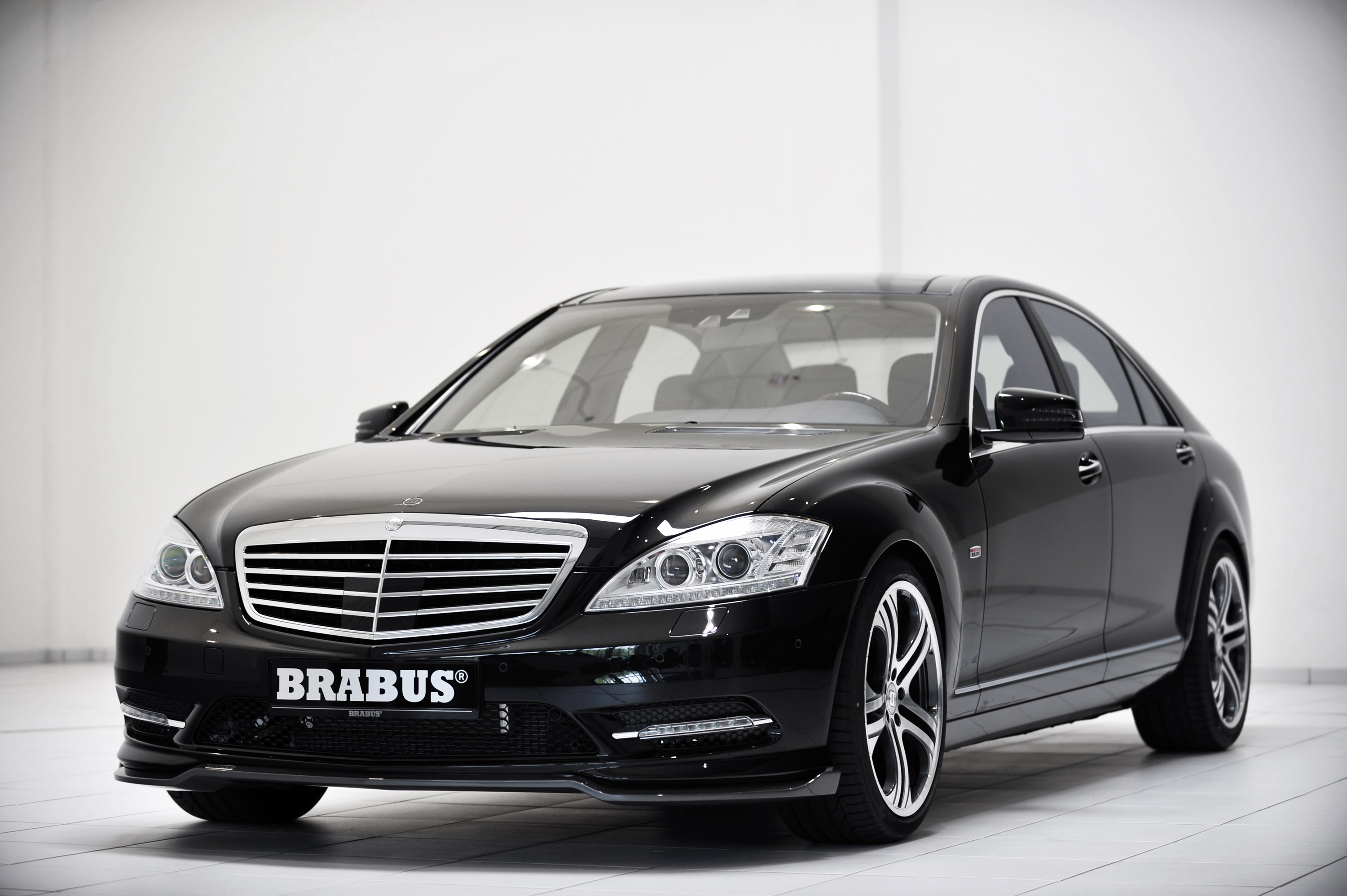 Brabus Goodies For Mercedes E Class Amg And S Class Amg