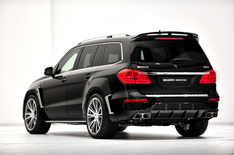Mercedes Benz Gl Amg  Review