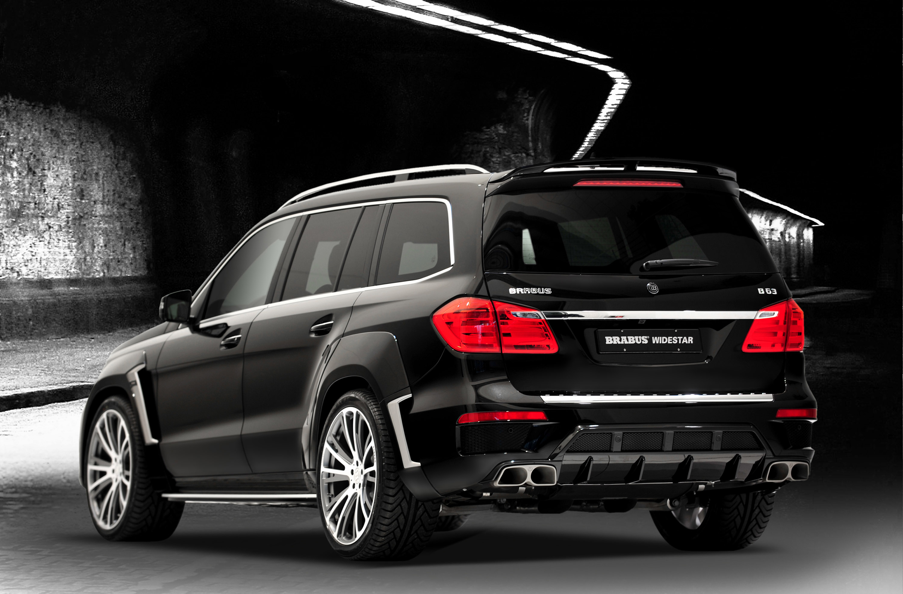 brabus widestar mercedes gl63 amg picture 86060. Black Bedroom Furniture Sets. Home Design Ideas
