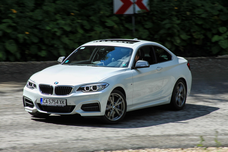 Budget BMW M3