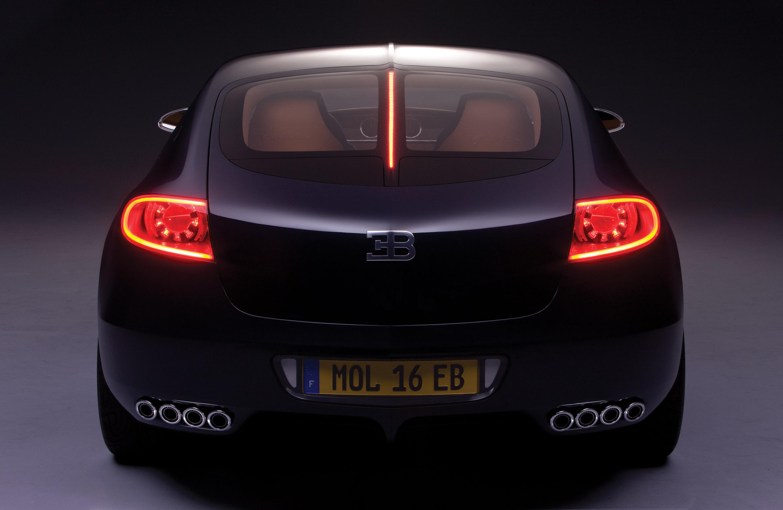 Bugatti 16 C Galibier Concept Picture 28014