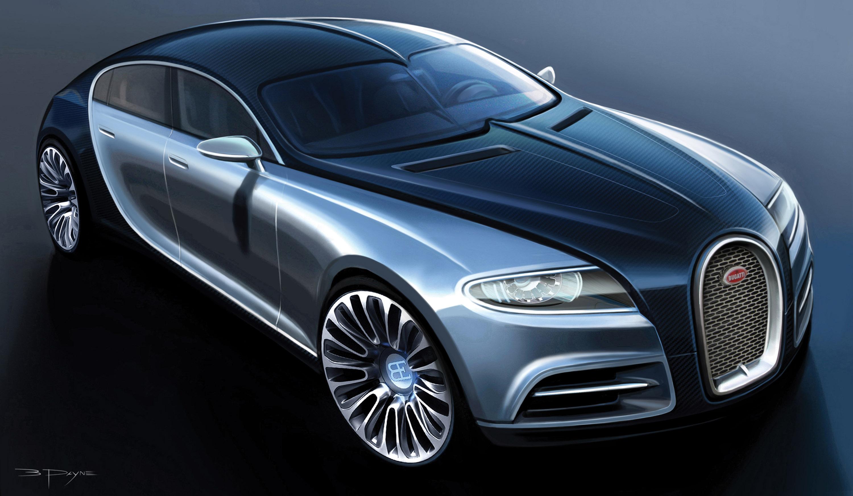 bugatti 16c galibier four door concept car video. Black Bedroom Furniture Sets. Home Design Ideas
