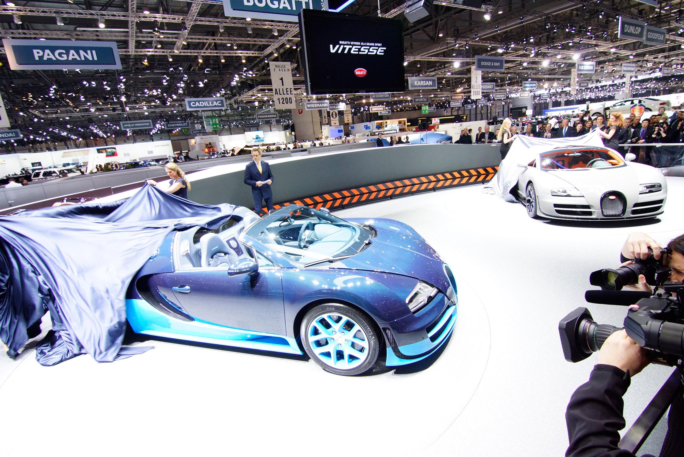bugatti-veyron-16-4-grand-sport-vitesse-geneva-2012-01 Gorgeous Bugatti Veyron Grand Sport Vitesse Bleu Cars Trend