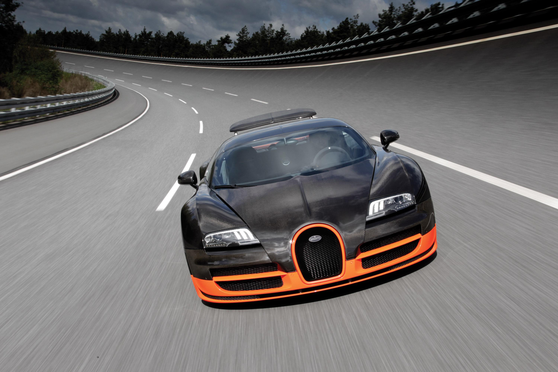 Bugatti Veyron 16.4 Super Sport Picture #8