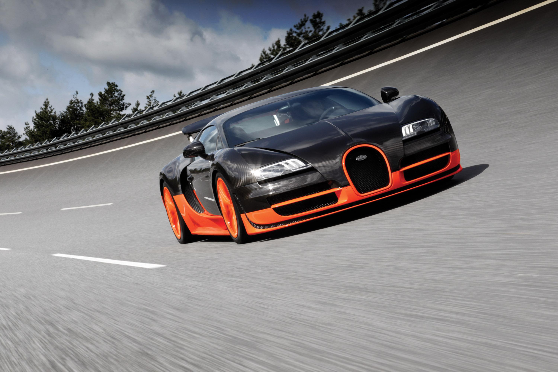 Самая быстрая машина в мире 21 фотография