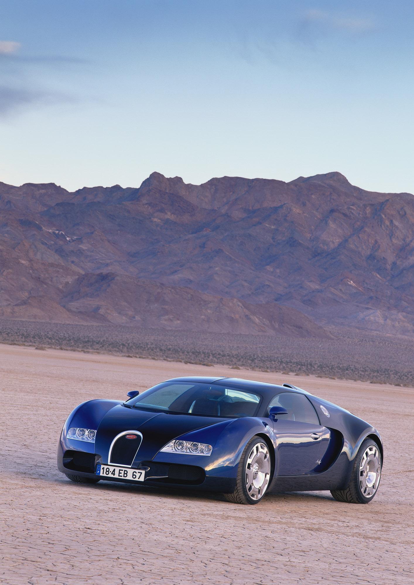 Bugatti Pays Tribute To Veyron
