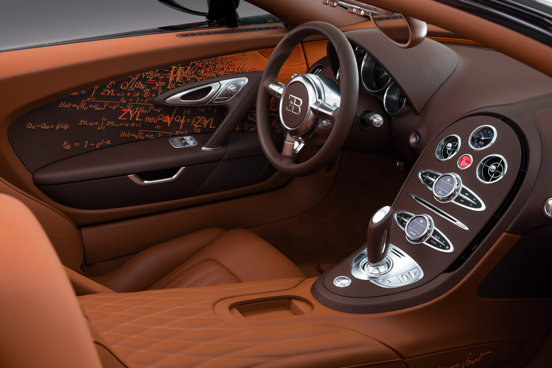 bugatti-veyron-grand-sport-venet-14 Stunning Bugatti Veyron 16.4 Grand Sport Vitesse Interior Cars Trend