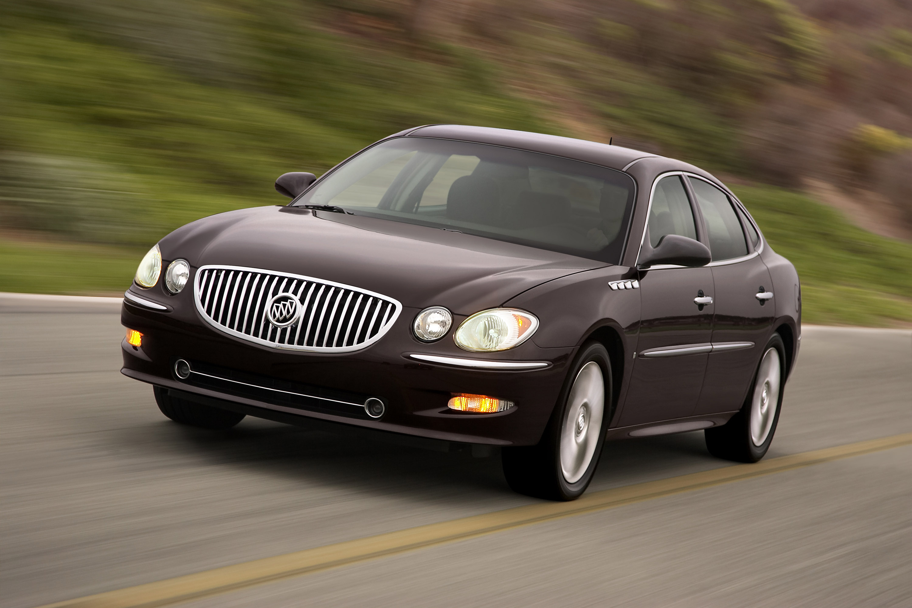 2008 Buick LaCrosse Super Pictures