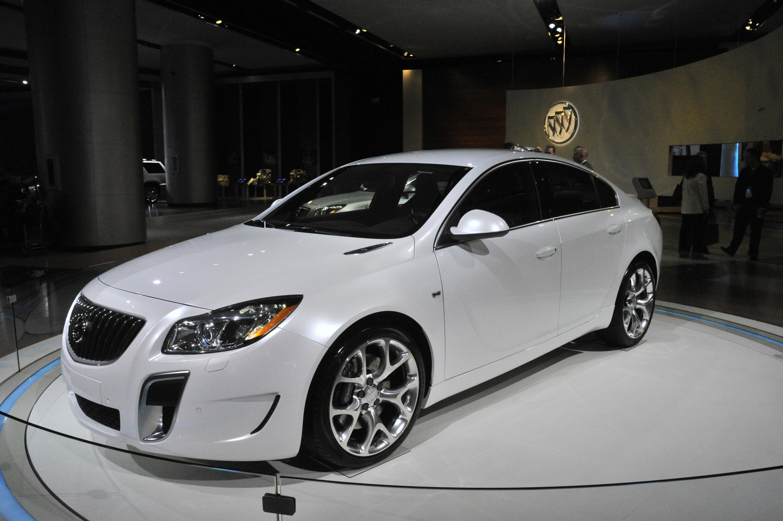 Buick Regal Gs Detroit 2010 Picture 30200