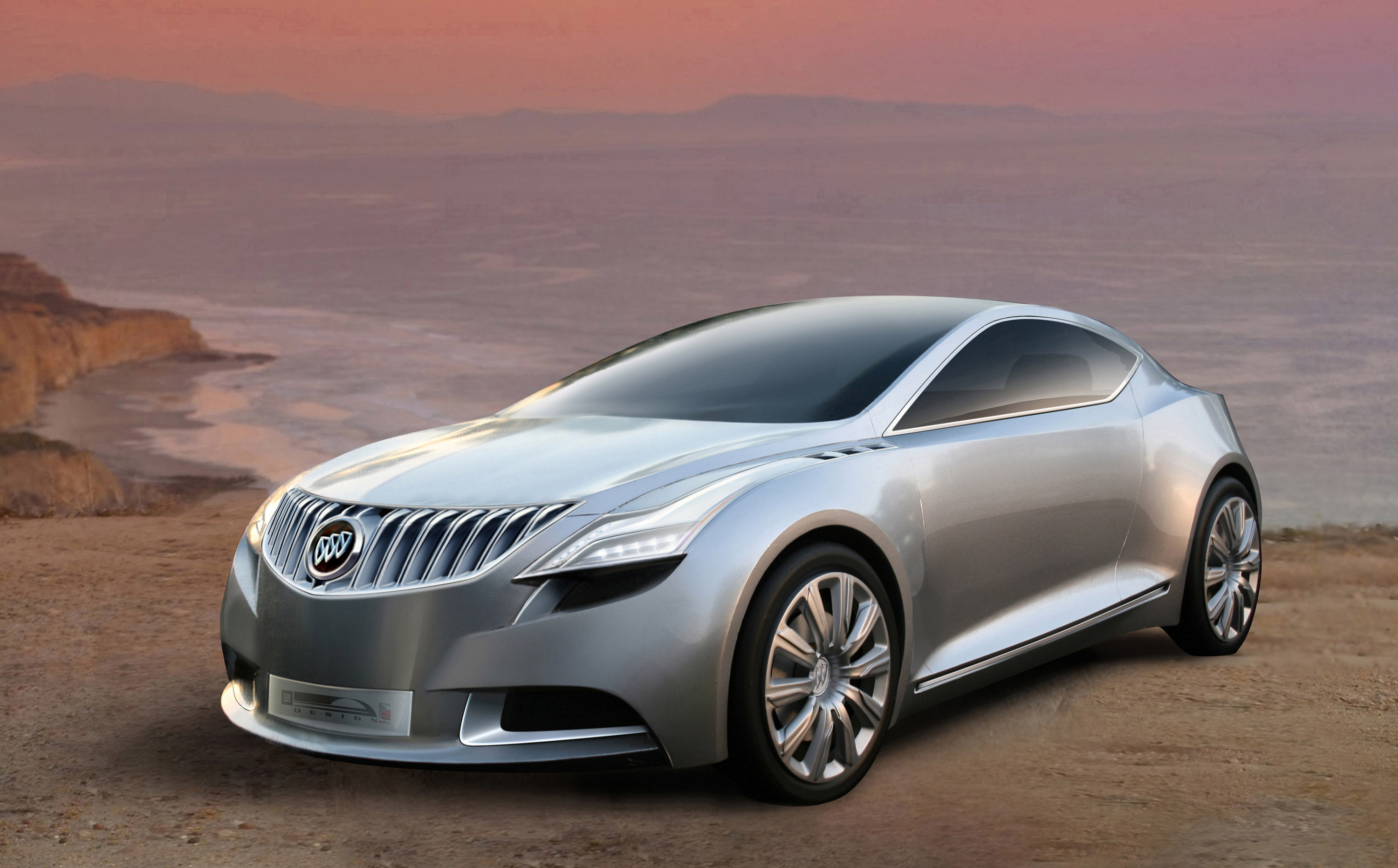 Buick Riviera Concept Coupe 2007 Picture