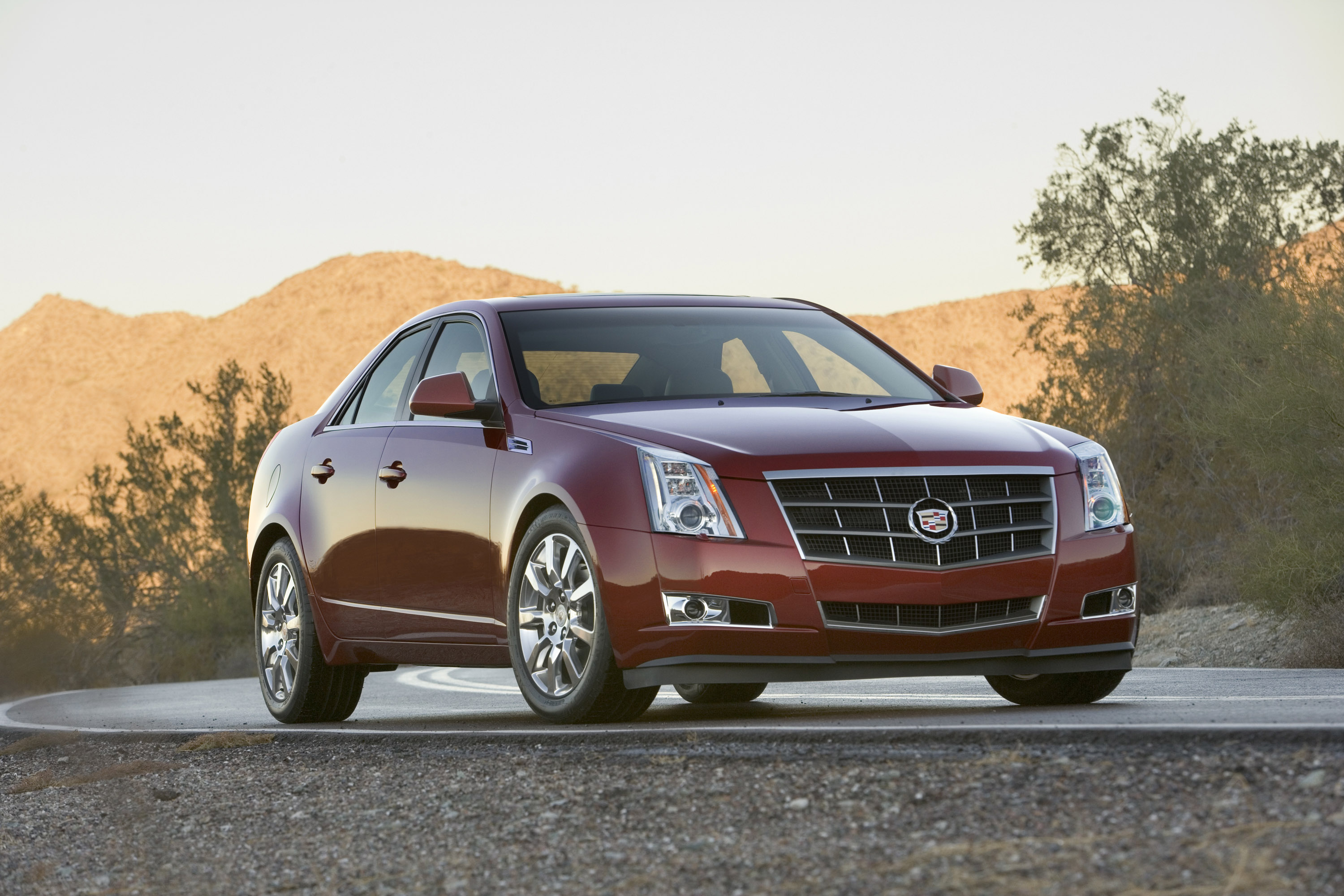 2009 Cadillac Cts Overview