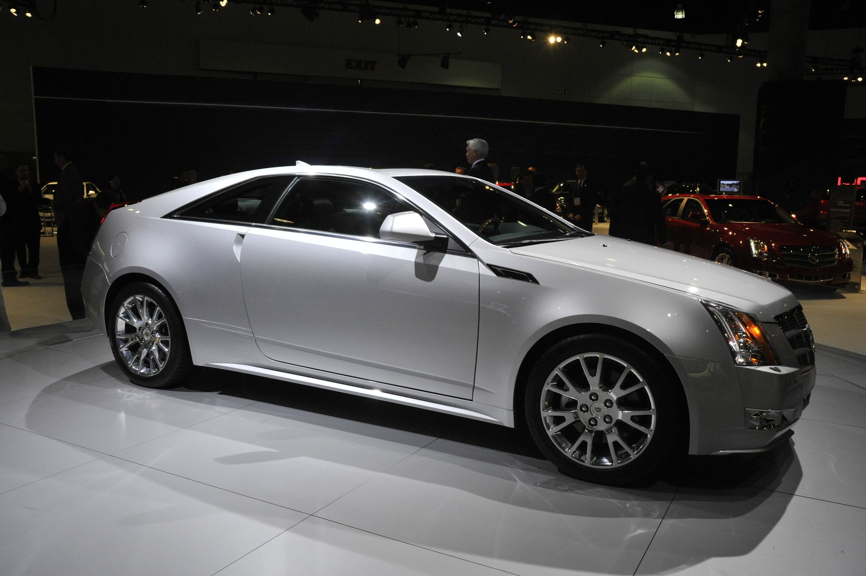 used 2012 cadillac cts review ratings edmunds autos post. Black Bedroom Furniture Sets. Home Design Ideas