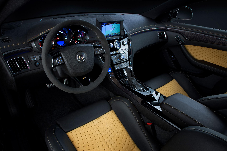 Cadillac Cts V Black Diamond Edition