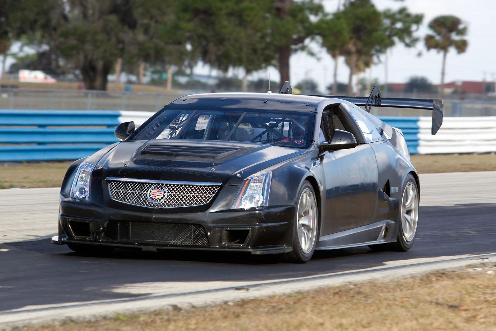 Cadillac Cts V Racing Coupe Picture 51307