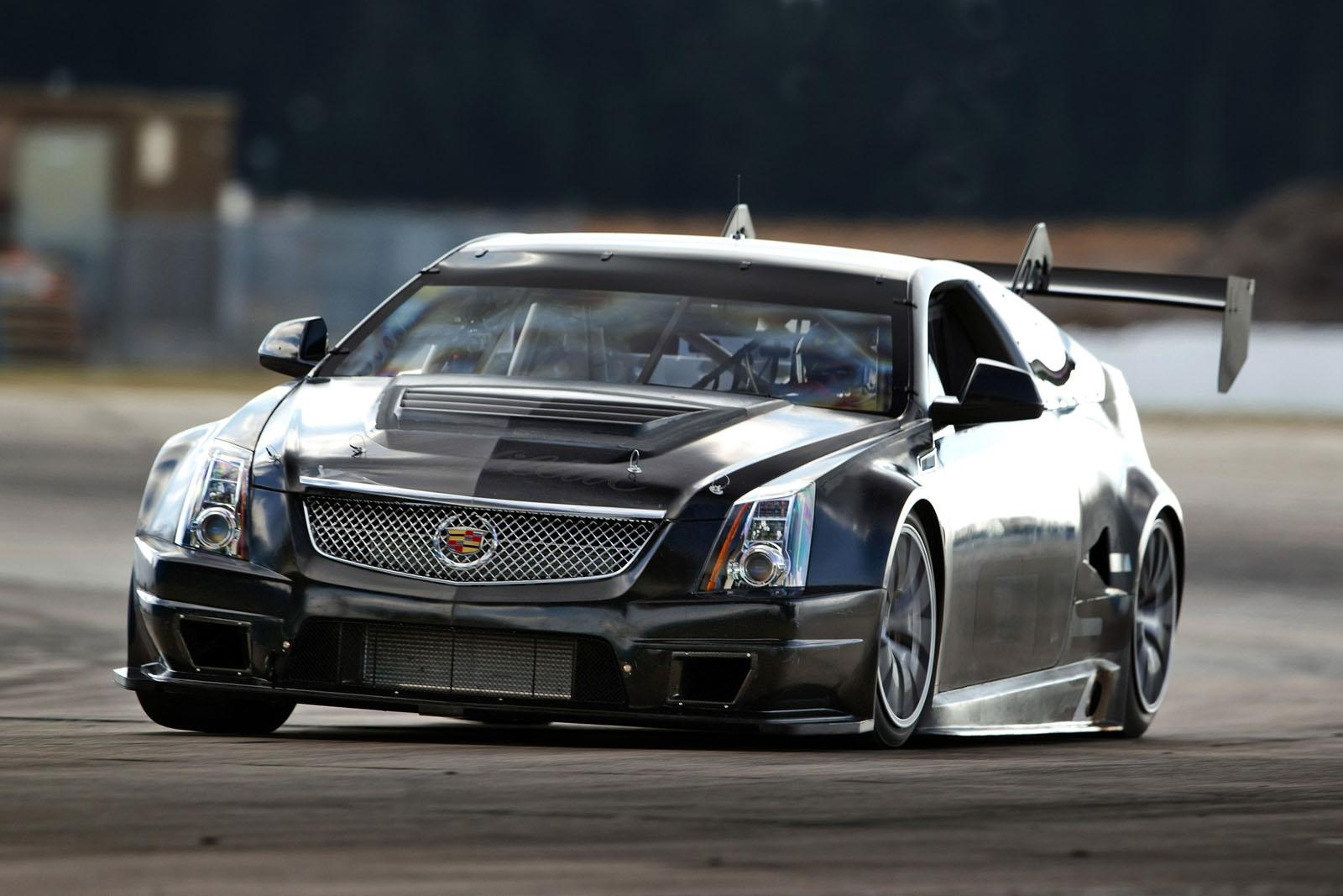 Cadillac Cts V Racing Coupe Picture 51308