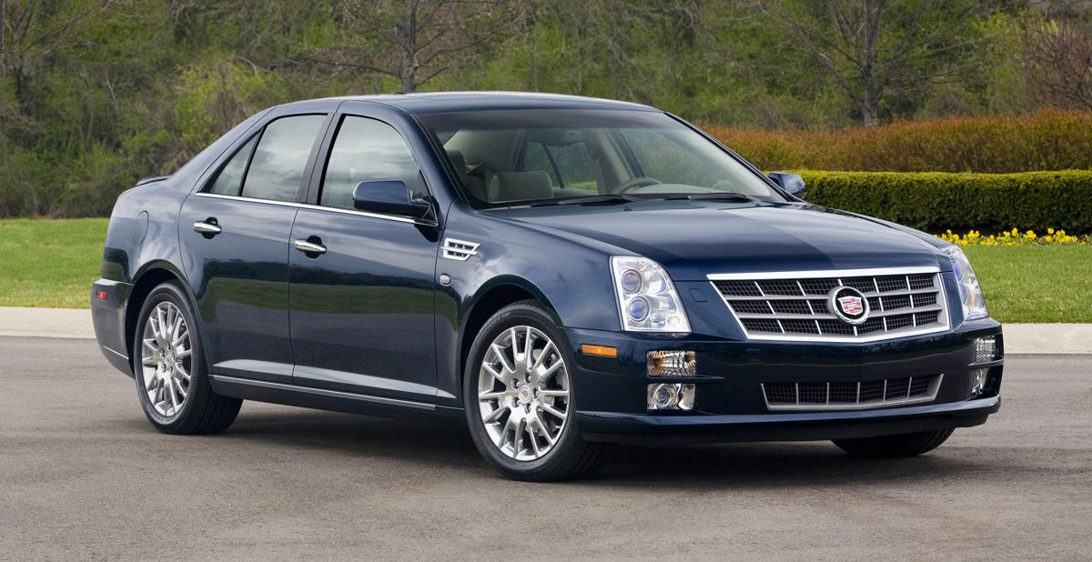Cadillac Sts 3 6l V6