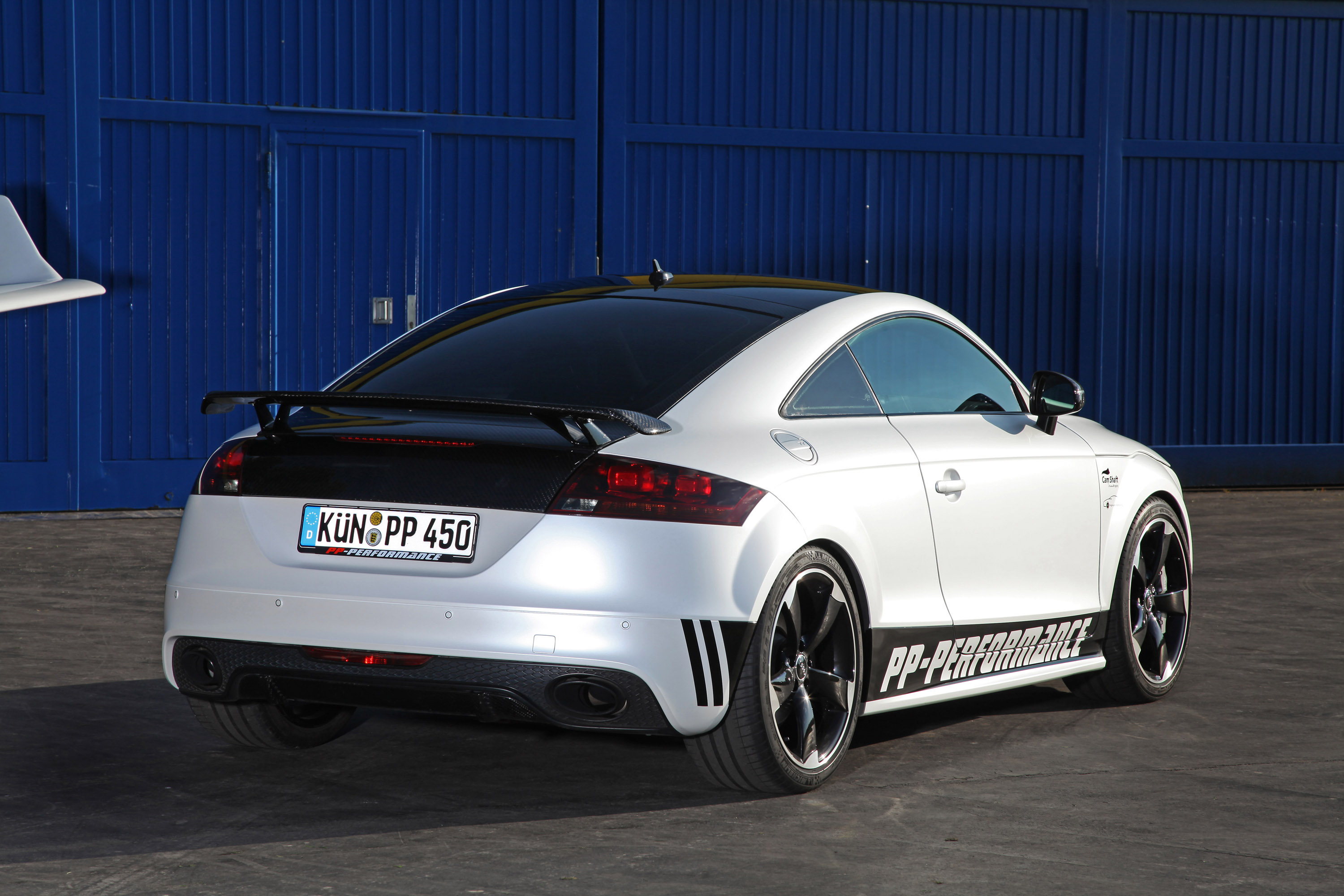 Cam Shaft Audi Tt Rs White Edition By Pp Performance