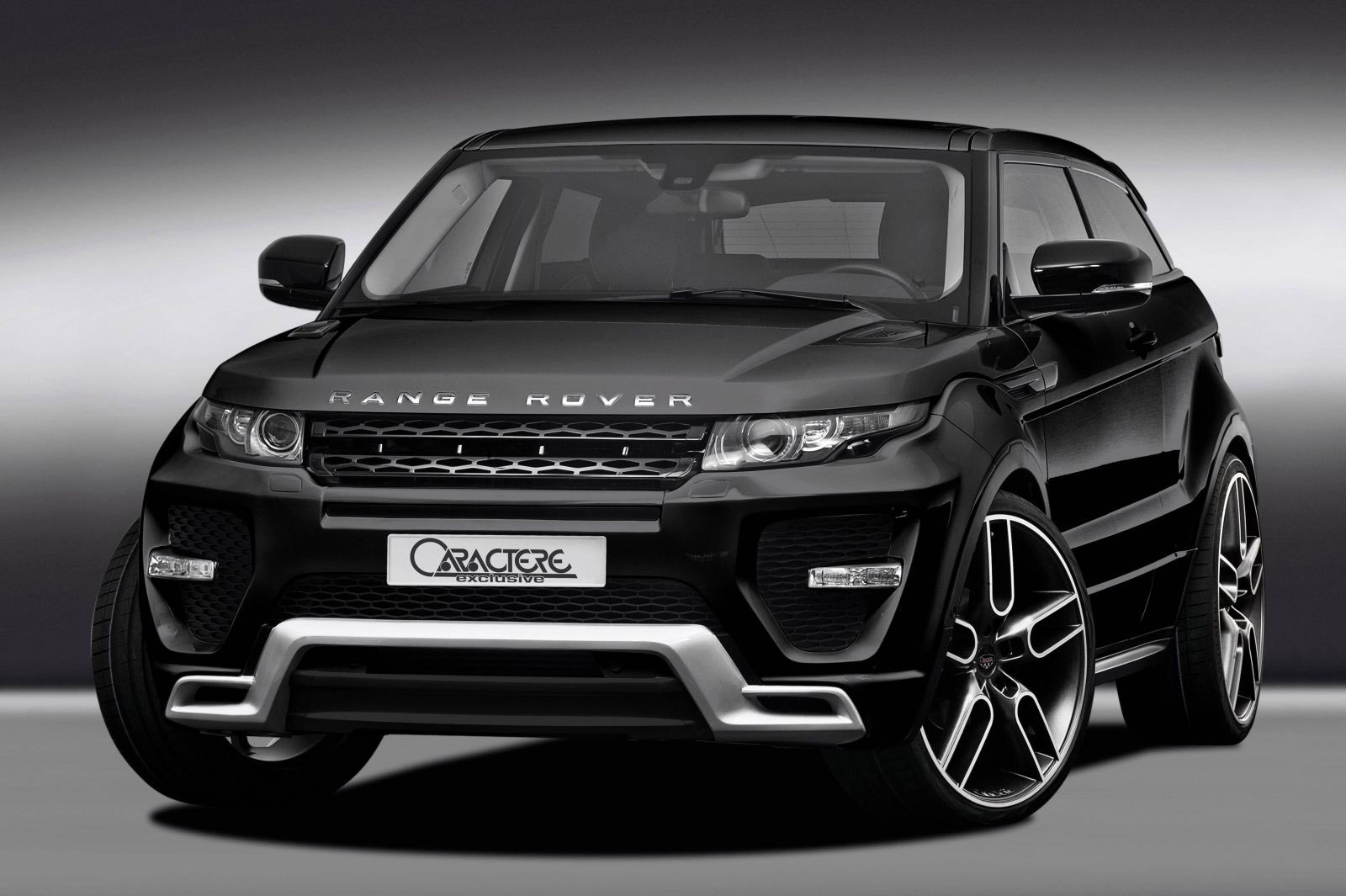 range rover evoque by caractere. Black Bedroom Furniture Sets. Home Design Ideas