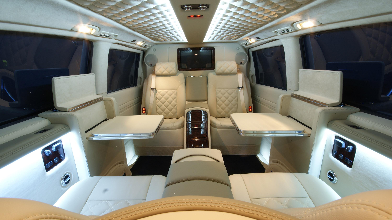 Premium Interior Carisma Auto Design Mercedes Benz Viano