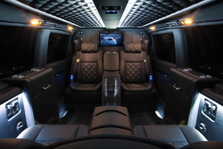 Mercedes Roadside Assistance >> Premium Interior: Carisma Auto Design Mercedes-Benz Viano