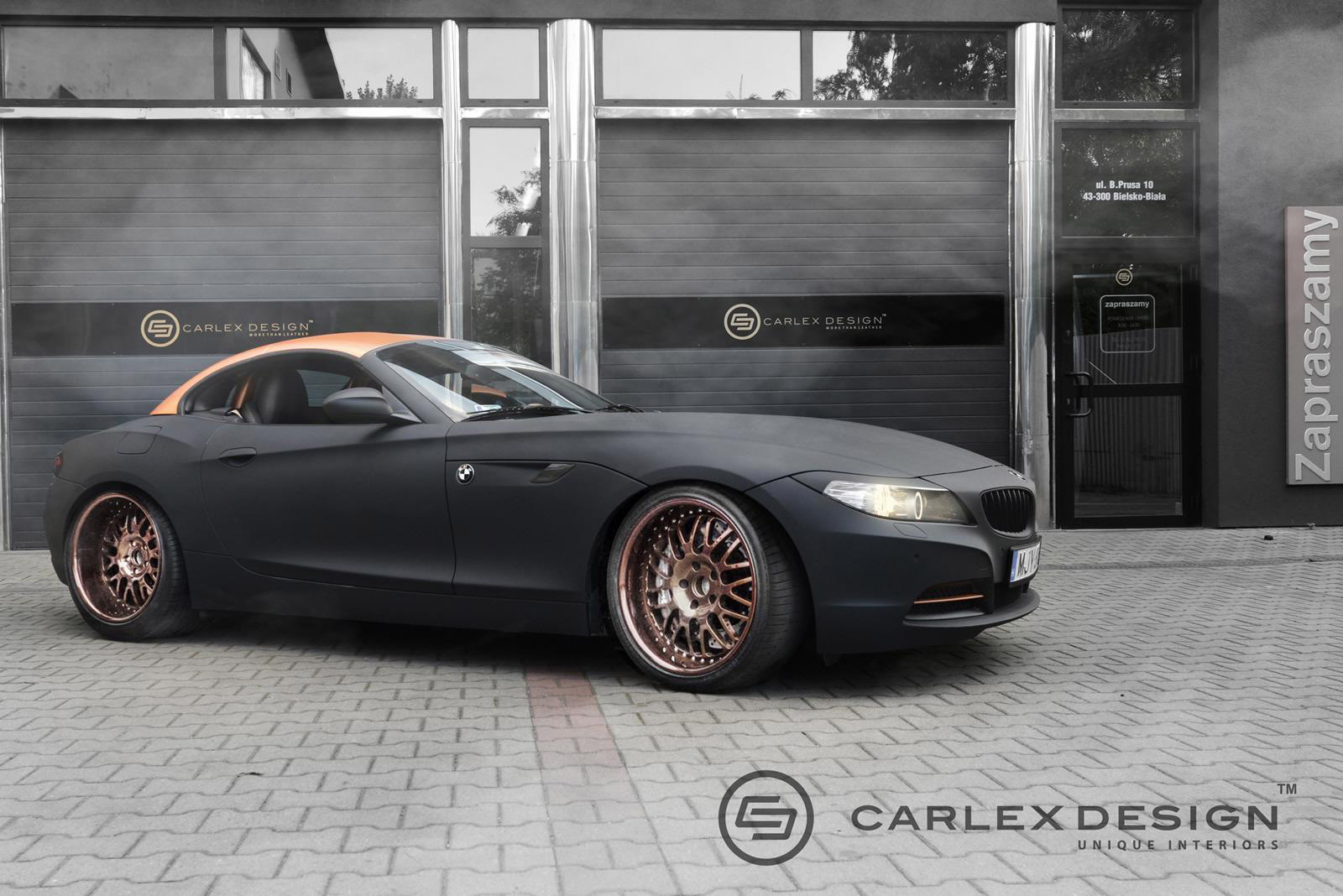 Carlex Design Bmw Z4 E89 Awesome